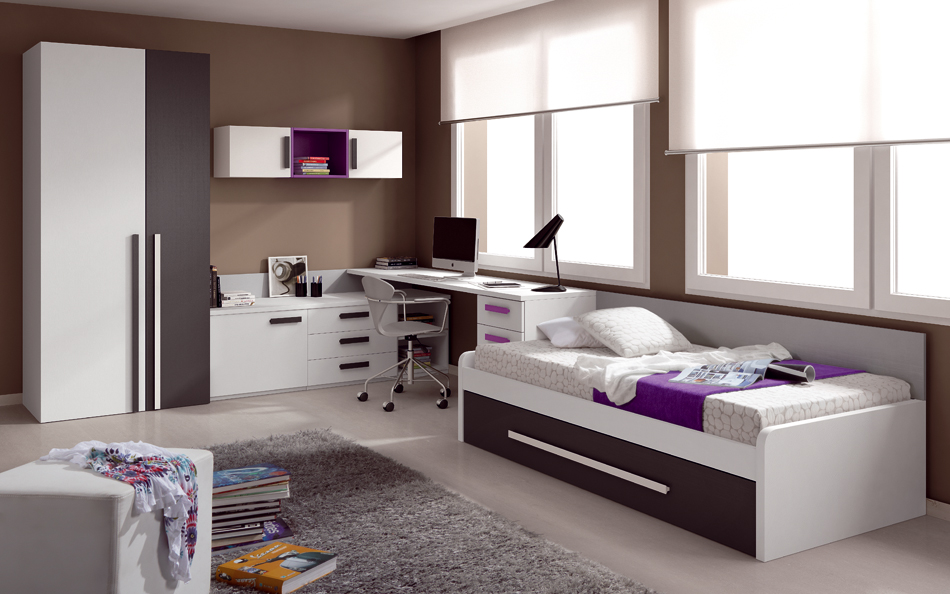 40 cool kids and teen room design ideas from asdara digsdigs - Cool teenage room ideas ...