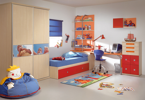 Kids Room Decor Colorful