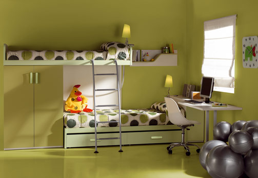 28 awesome kids room decor ideas and photos by kibuc digsdigs - Kids room decoration ...