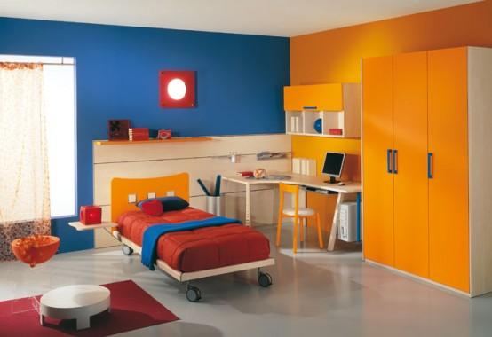 صور غرف نوم اطفال 2012- اجمل ديكورات لغرف النوم - تصاميم حديثة لغرف الاطفال kids-room-decor-idea
