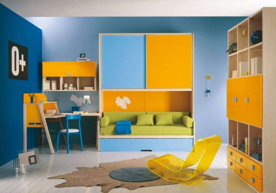 ����� 2012- ���� ������� ���� kids-room-decor-idea
