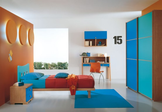 Kids Room Decor Idea