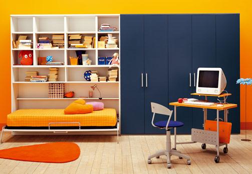 Kids Room Decor Yellow