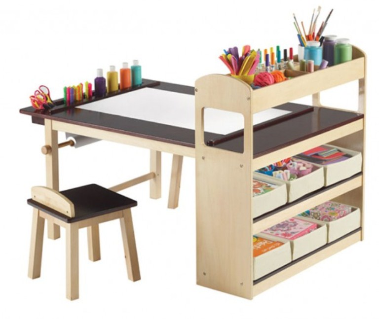 Amazing Kids' Station For DIY Creations