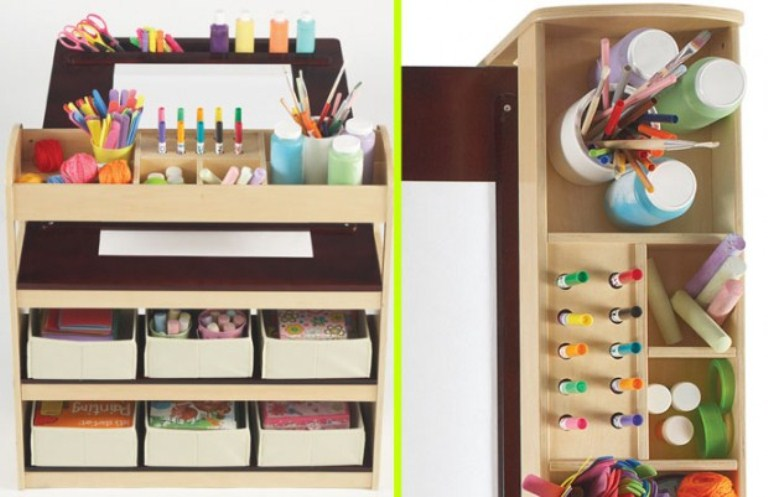 Amazing Kids Station For Diy Creations Digsdigs