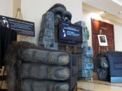 King Kong Inspired Home Theater