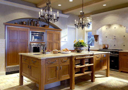 125 awesome kitchen island design ideas digsdigs - How to decorate your kitchen island ...
