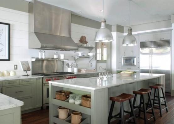 Kitchen Island Ideas
