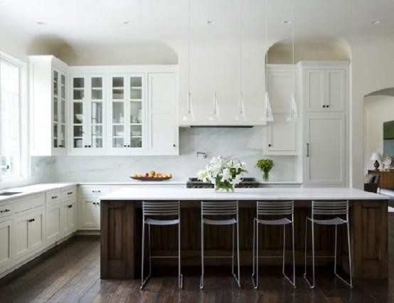 125 Awesome Kitchen Island Design Ideas