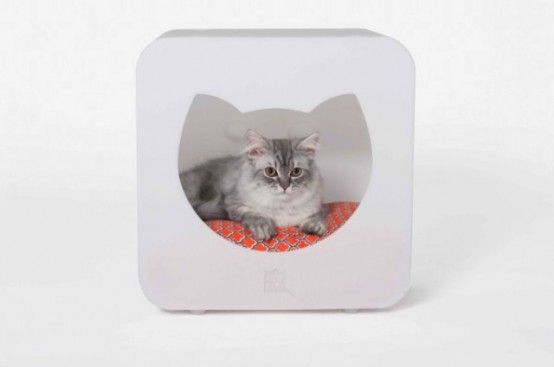 Kitty Kasa Housing Module For Cats