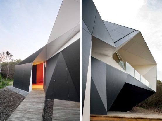 Klein Bottle Holiday House by Rob McBride