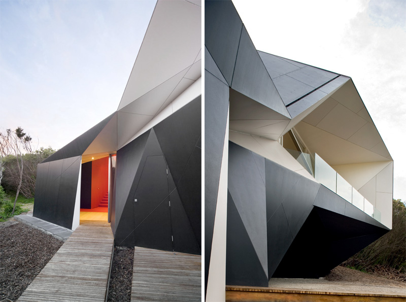 Klein Bottle Holiday House by Rob McBride - DigsDigs