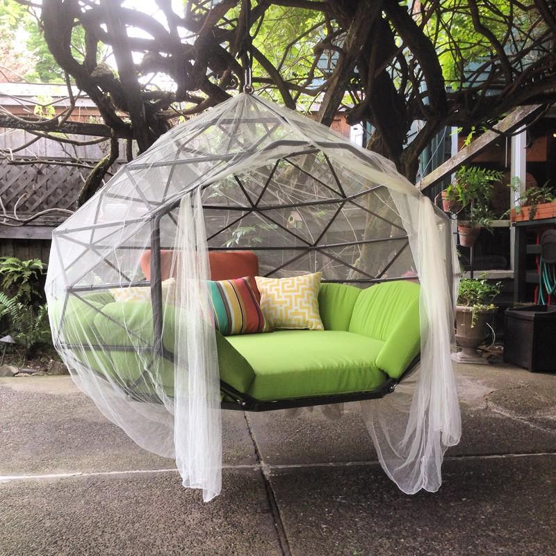 Kodama Zome Geometric Hangout To Share With Friends