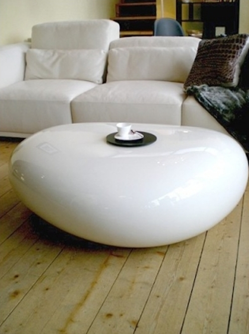 Koishi Coffee Table And Pouf