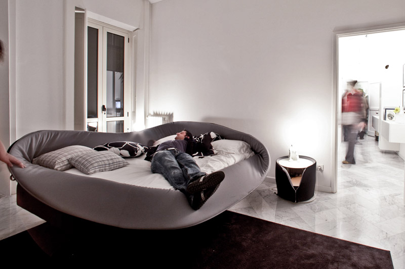 Lago Bed With Wrapper