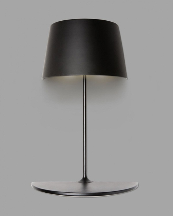 Wall-Mount Lamp And Table Merged In One DigsDigs