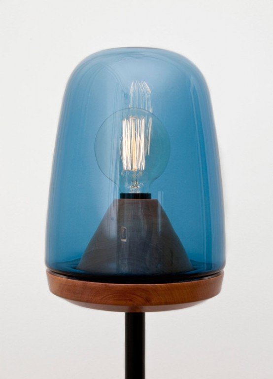 Lampione Modern Interpretation Of A Street Lamp For Your Home