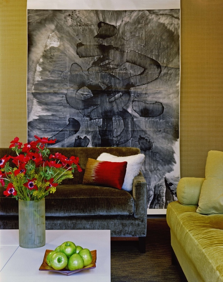Large H Wall Decor : The latest d?cor trend large scale wall art ideas