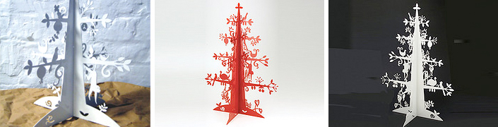 Christmas Laser Cut Tree
