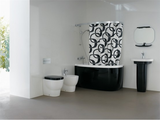 Stylish Bathroom with Mimo Appliances from Laufen