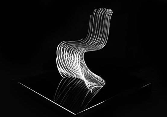 Even More Modern Panton Chair Renovation by Chris Bosse