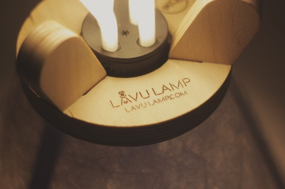 Lavu Lamp Inspired By Scandinavian Tribesmen Tents
