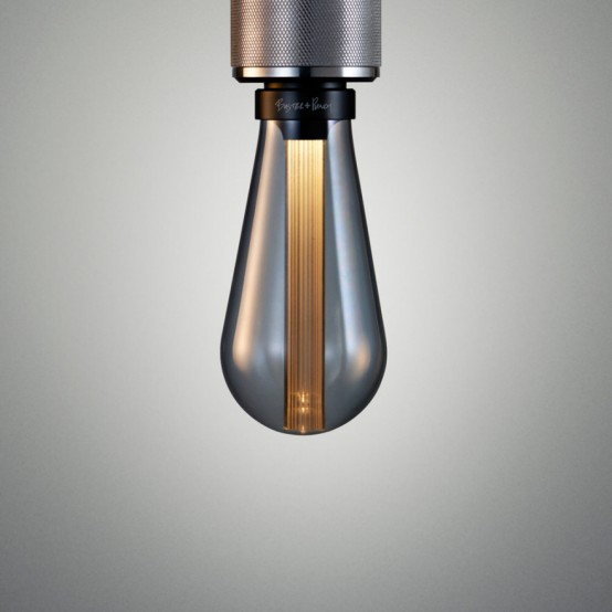 Led Buster Bulbs With Industrial Design