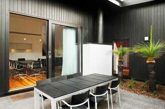 Letterbox Experimental House Design