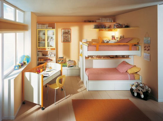 Kids Bedroom from Lettini Collection