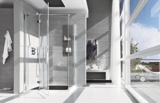 Life Corner Shower Enclosure