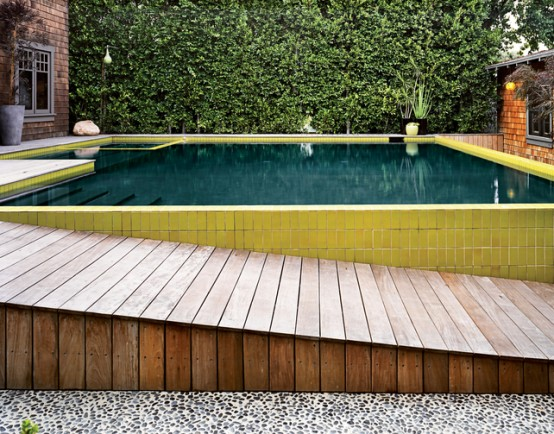Lifted Retro Pool Design