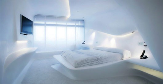 33 Cool Hotel-Style Bedroom Design Ideas | DigsDigs