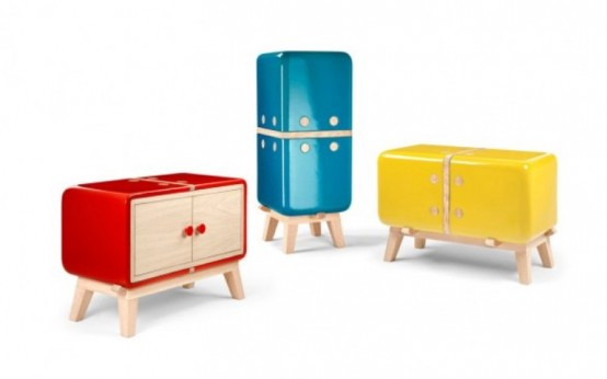 Amazing Limited Collection Of Ceramic Furniture