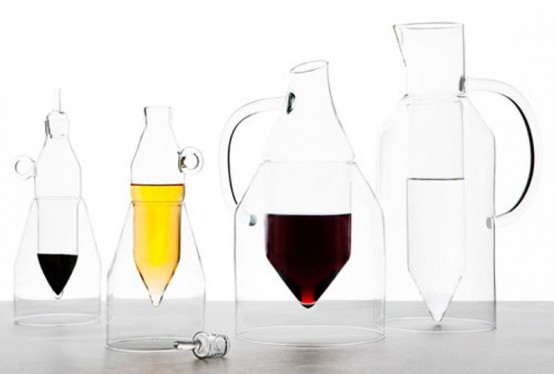 Limited Edition Glass Collection By Fabrica