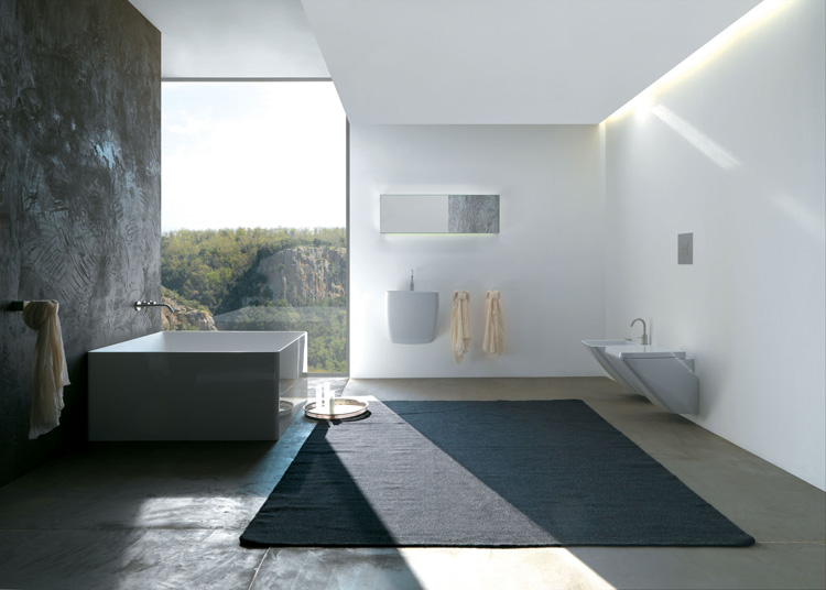 Modular System for Bathroom – Linea Atmosfere from AXA