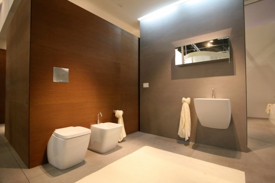 Linea Atmosfere Modular System For Bathroom
