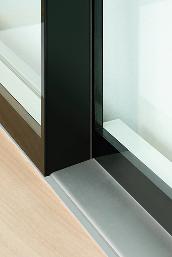 Minimalist Sliding Window Suitable As For Indoors As For Outdoors