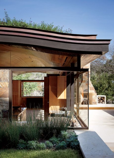 Living Roof Design A Real Rooftop Oasis