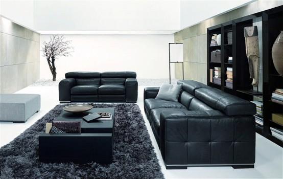 living room natuzzi nicolaus