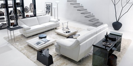 Modern Minimalist Living Room,Interior Design