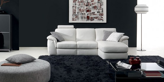 living room natuzzi_java