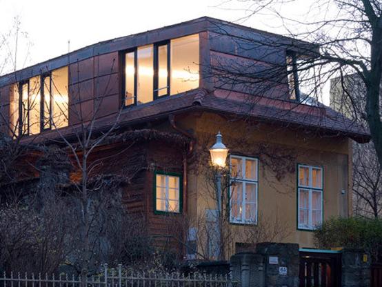 ...дом более современным и подходящим для сегодняшнего образа жизни.
