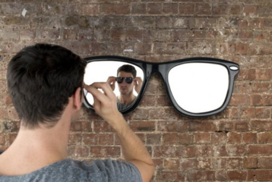 Looking Good Wall Mirror As A Fashionable Accessory