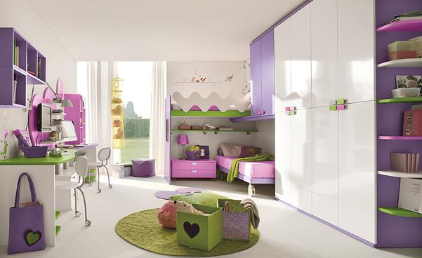 Lovely Children Bedrooms