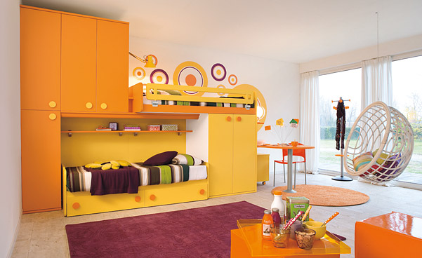 Lovely Children Bedrooms
