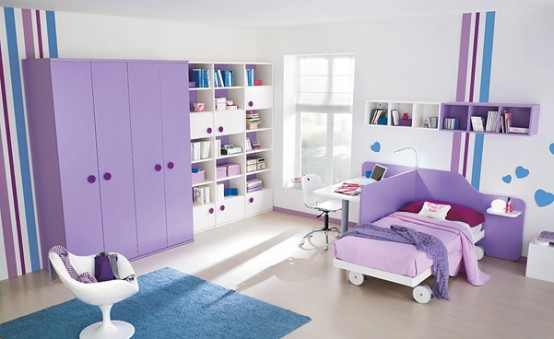 Great Lovely Children Bedrooms
