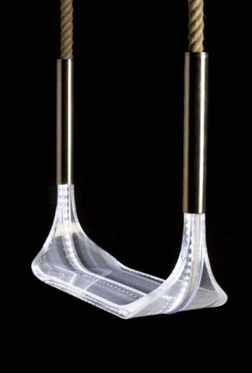 Luinous Outdoor Led Swing