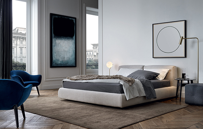 Luxurious And Functional Polifrom Bed Collection
