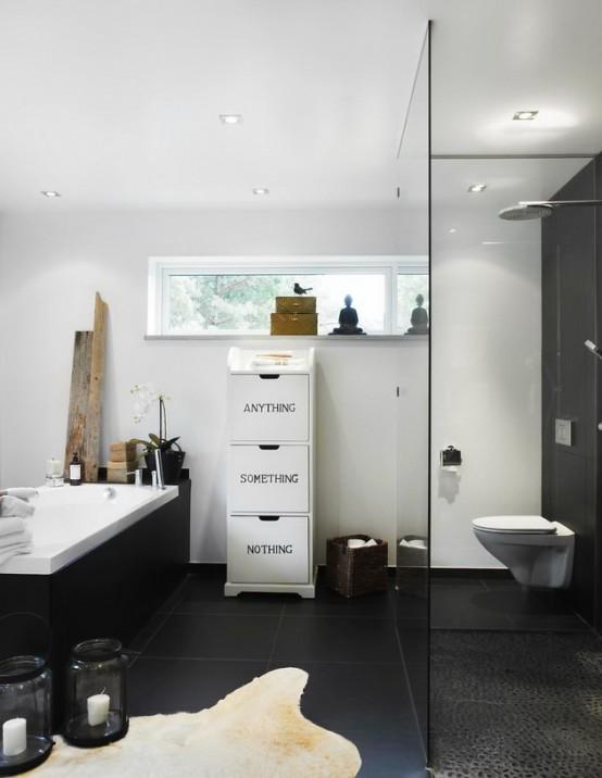 Spectacular Luxurious Bathroom Looking Like A Home Spa