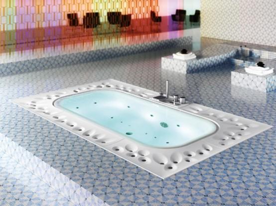 Luxurious Bathtub For Your SPA